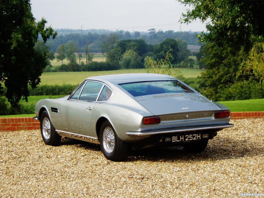 Foto 12 de Aston Martin DBS 1967