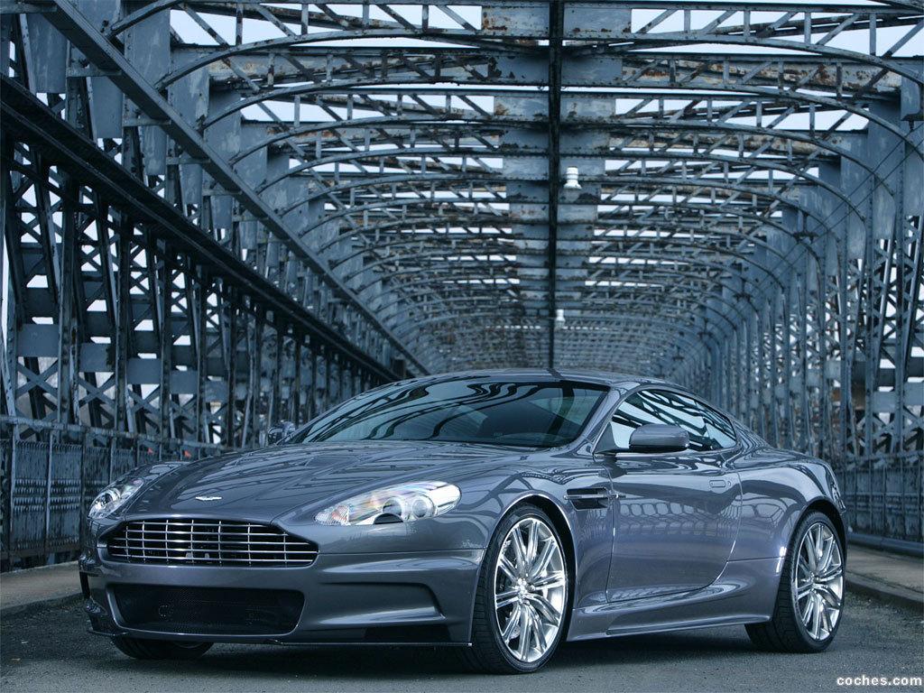 Foto 0 de Aston Martin DBS 2007