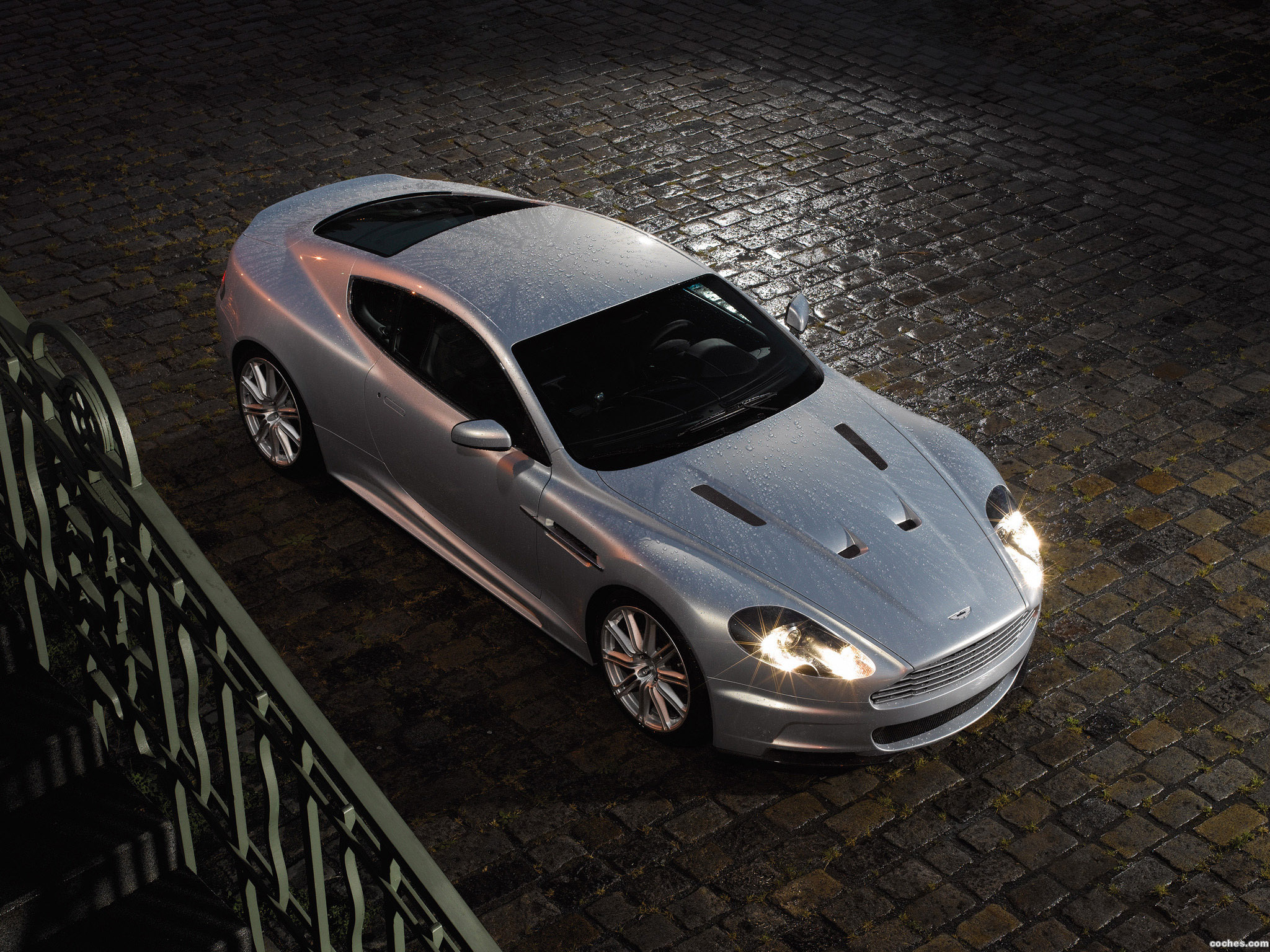 Foto 31 de Aston Martin DBS 2008