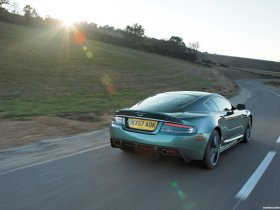 Ver foto 20 de Aston Martin DBS 2008