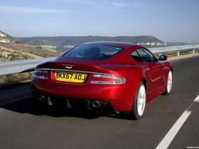 Ver foto 10 de Aston Martin DBS 2008
