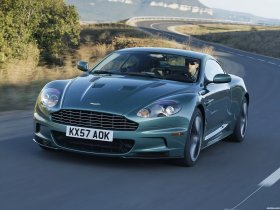Ver foto 5 de Aston Martin DBS 2008