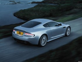 Ver foto 30 de Aston Martin DBS 2008