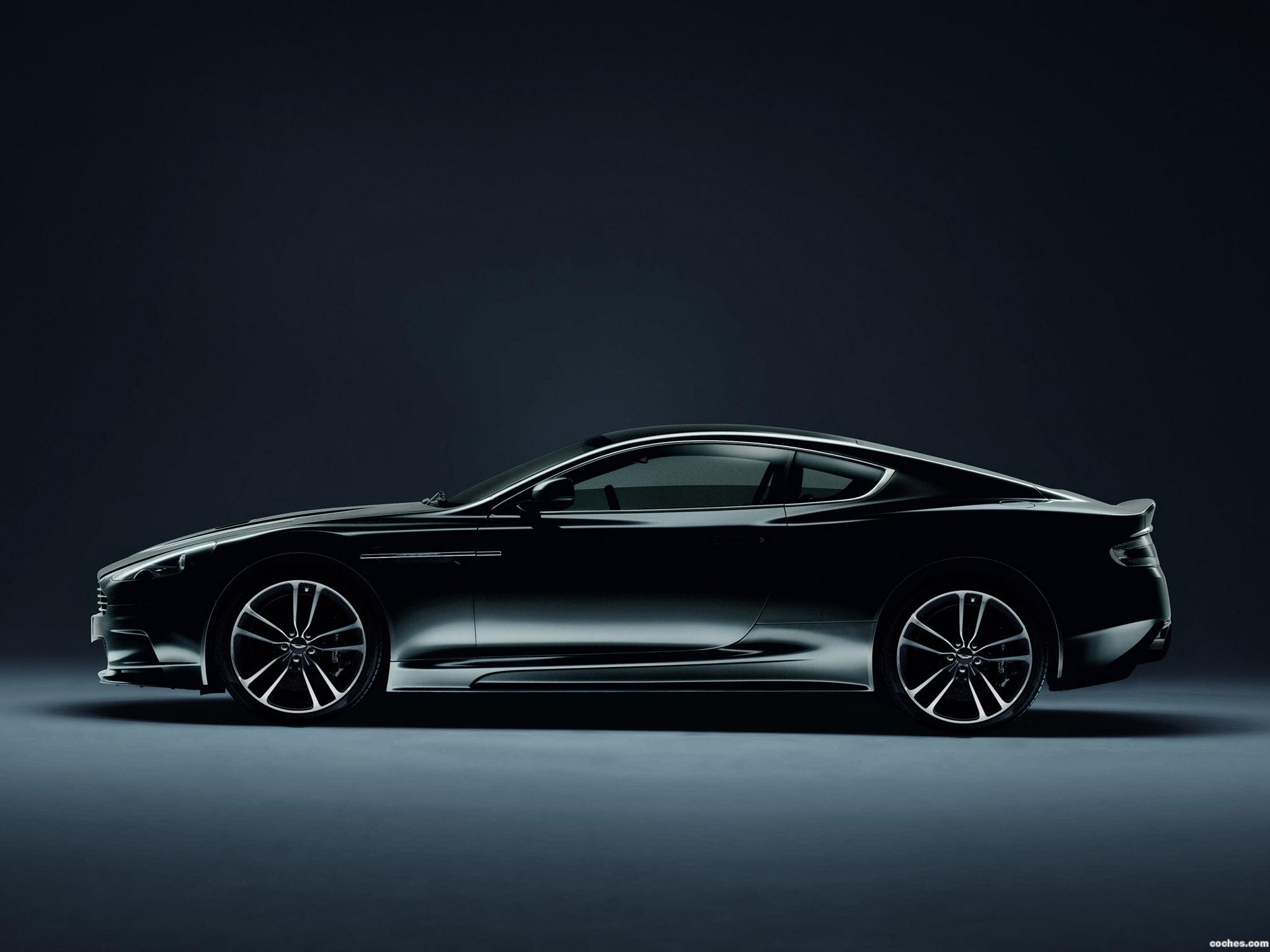 Foto 0 de Aston Martin DBS Carbon Black 2009