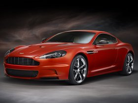 Fotos de Aston Martin DBS Carbon Edition 2011