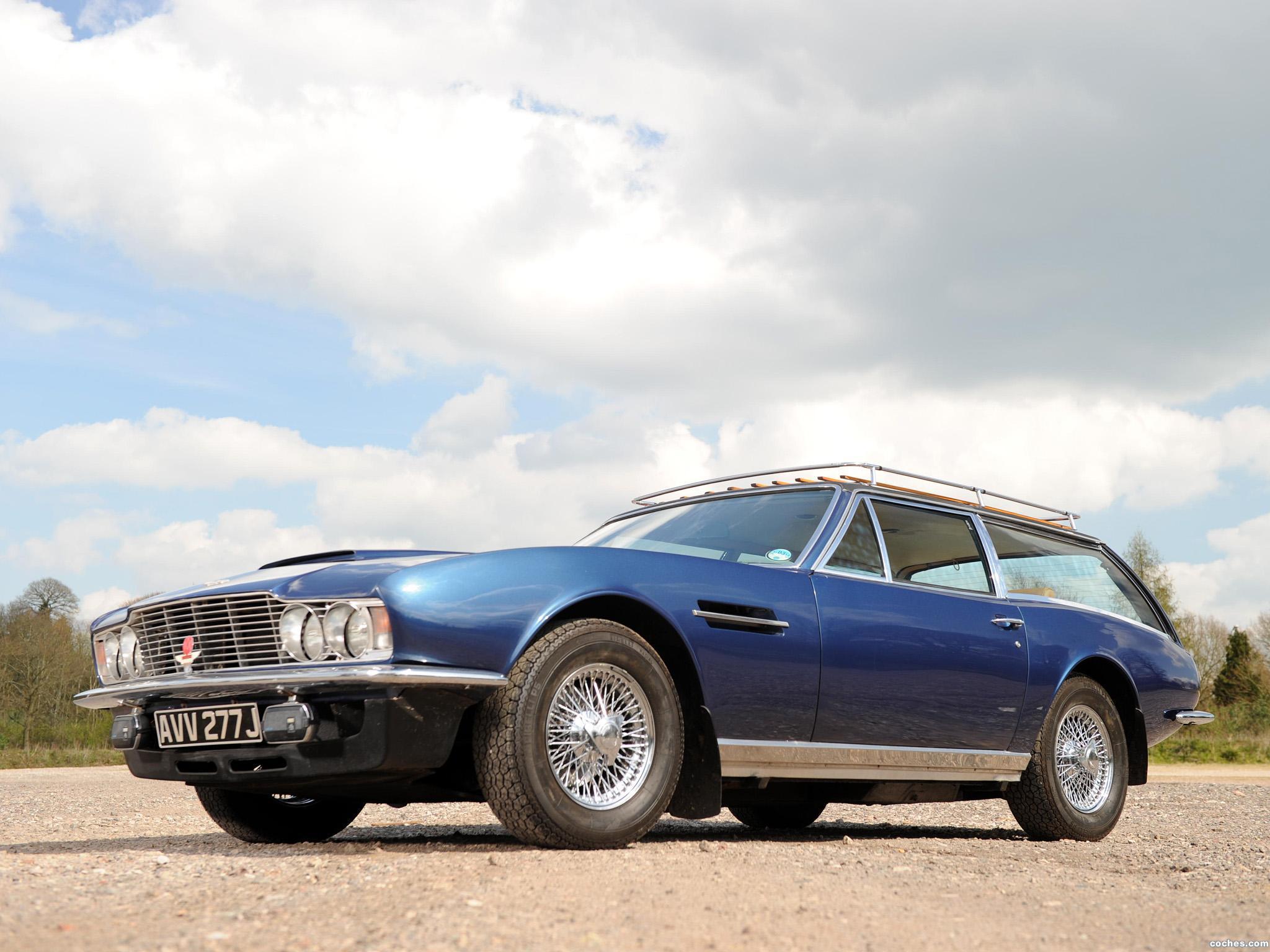 Foto 0 de Aston Martin DBS Estate by FLM Panelcraft 1971