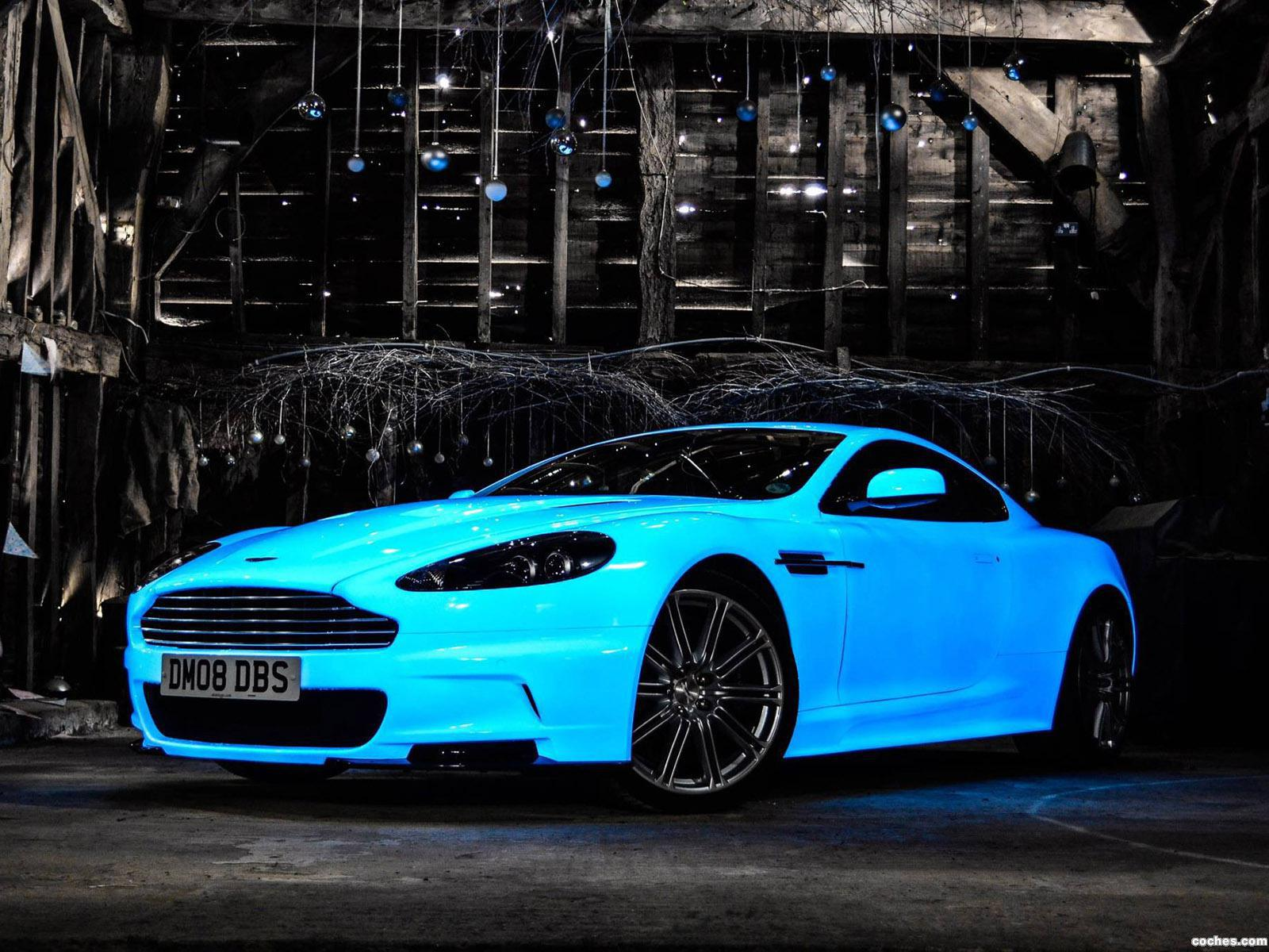 Foto 0 de Aston Martin DBS Nevana Designs 2015