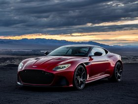 Fotos de Aston Martin DBS Superleggera 2018