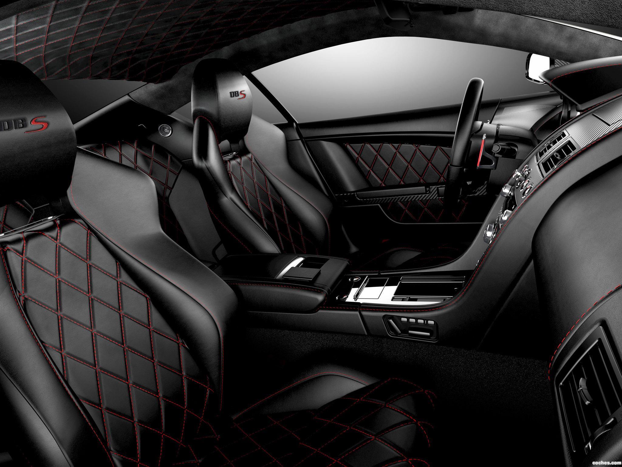 Foto 2 de Aston Martin DBS Ultimate 2012
