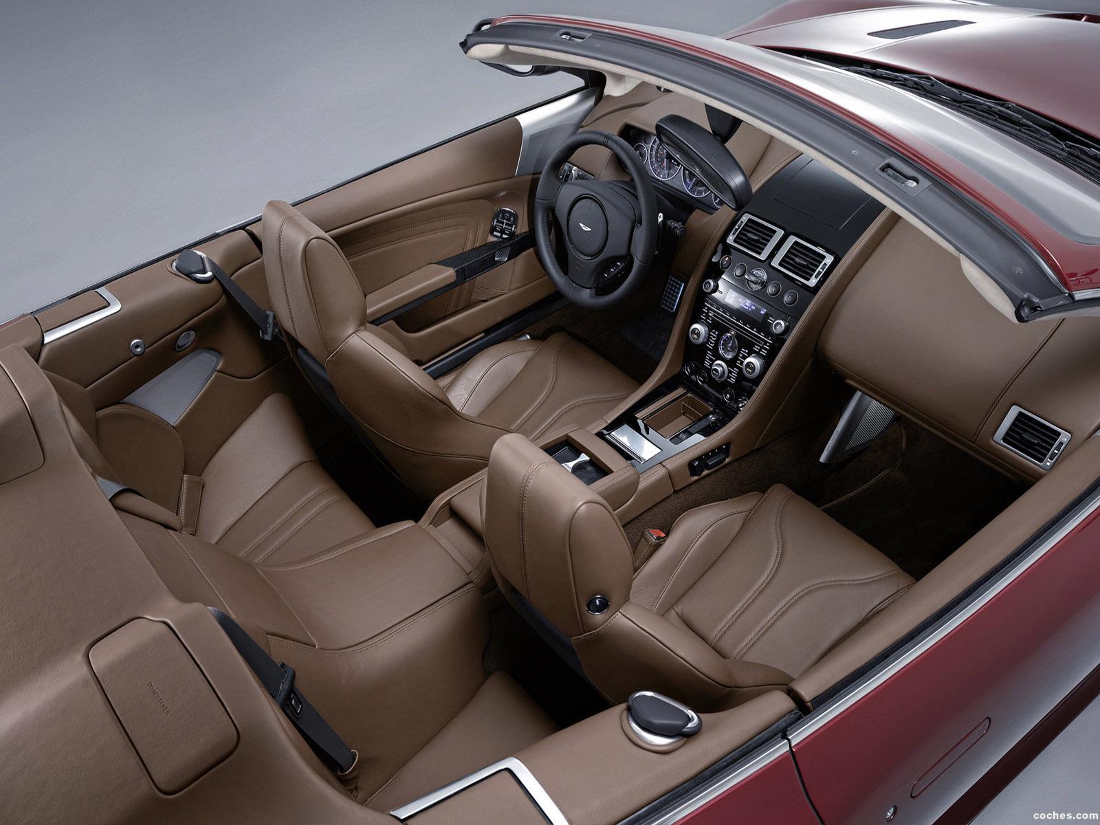 Foto 12 de Aston Martin DBS Volante 2009