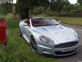 Ver foto 1 de Aston Martin DBS Volante 2009