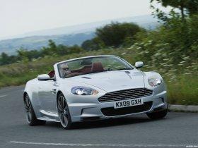Ver foto 9 de Aston Martin DBS Volante 2009