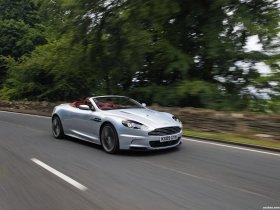 Ver foto 7 de Aston Martin DBS Volante 2009