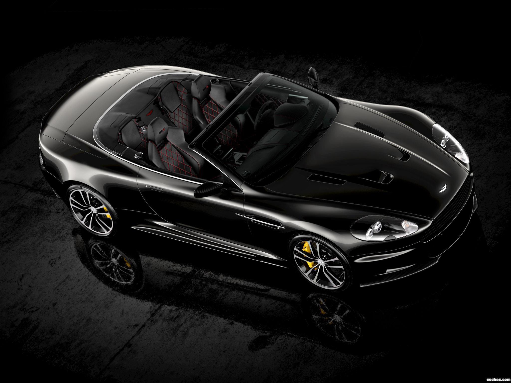 Foto 0 de Aston Martin DBS Volante Ultimate 2012