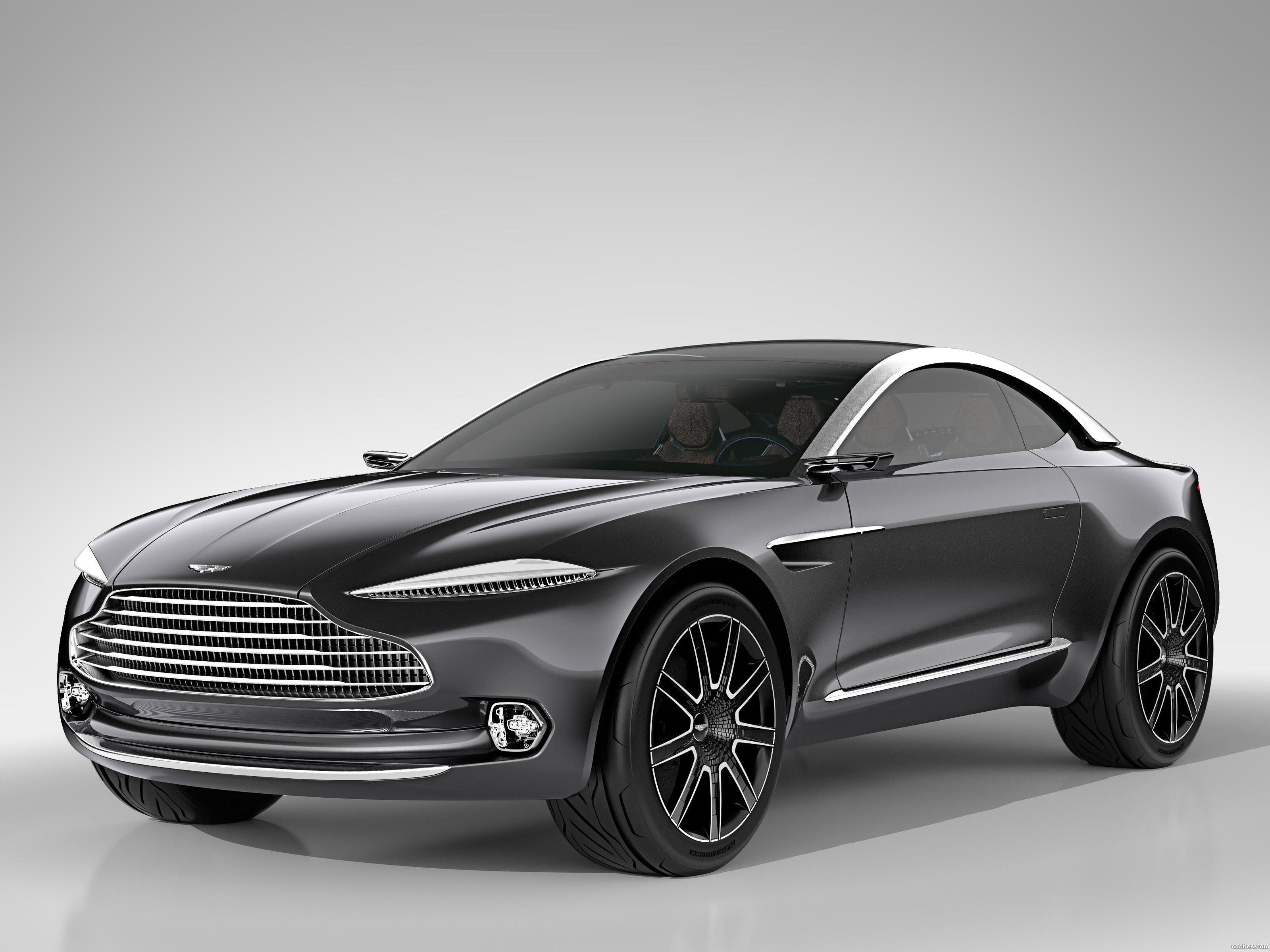 Foto 0 de Aston Martin DBX Concept 2015