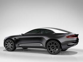 Ver foto 2 de Aston Martin DBX Concept 2015