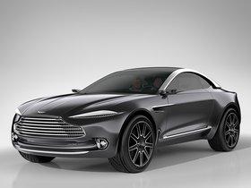 Fotos de Aston Martin DBX Concept 2015