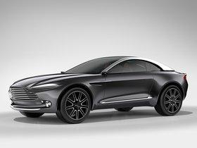 Ver foto 7 de Aston Martin DBX Concept 2015