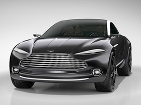 Ver foto 6 de Aston Martin DBX Concept 2015