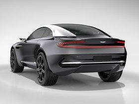Ver foto 5 de Aston Martin DBX Concept 2015