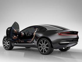 Ver foto 3 de Aston Martin DBX Concept 2015
