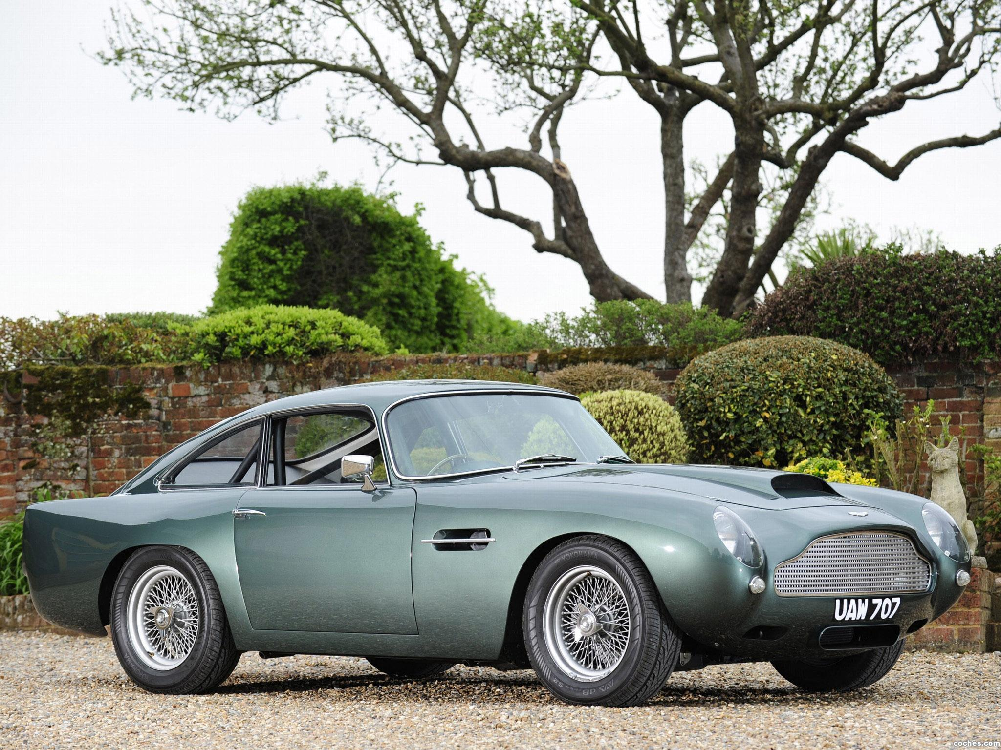 Foto 0 de Aston Martin DB4 Works Service Prototype Design Project 1959
