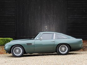 Ver foto 6 de Aston Martin DB4 Works Service Prototype Design Project 1959