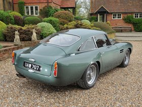Ver foto 4 de Aston Martin DB4 Works Service Prototype Design Project 1959