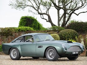 Aston Martin DB4 Works Service Prototype Design Project 1959
