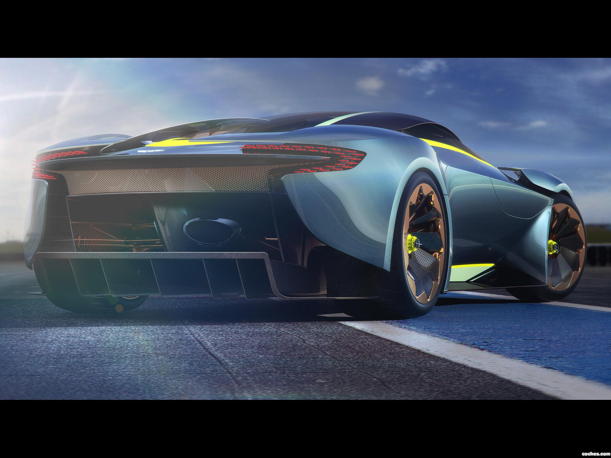 Foto 14 de Aston Martin DP-100 Vision Gran Turismo Concept 2014