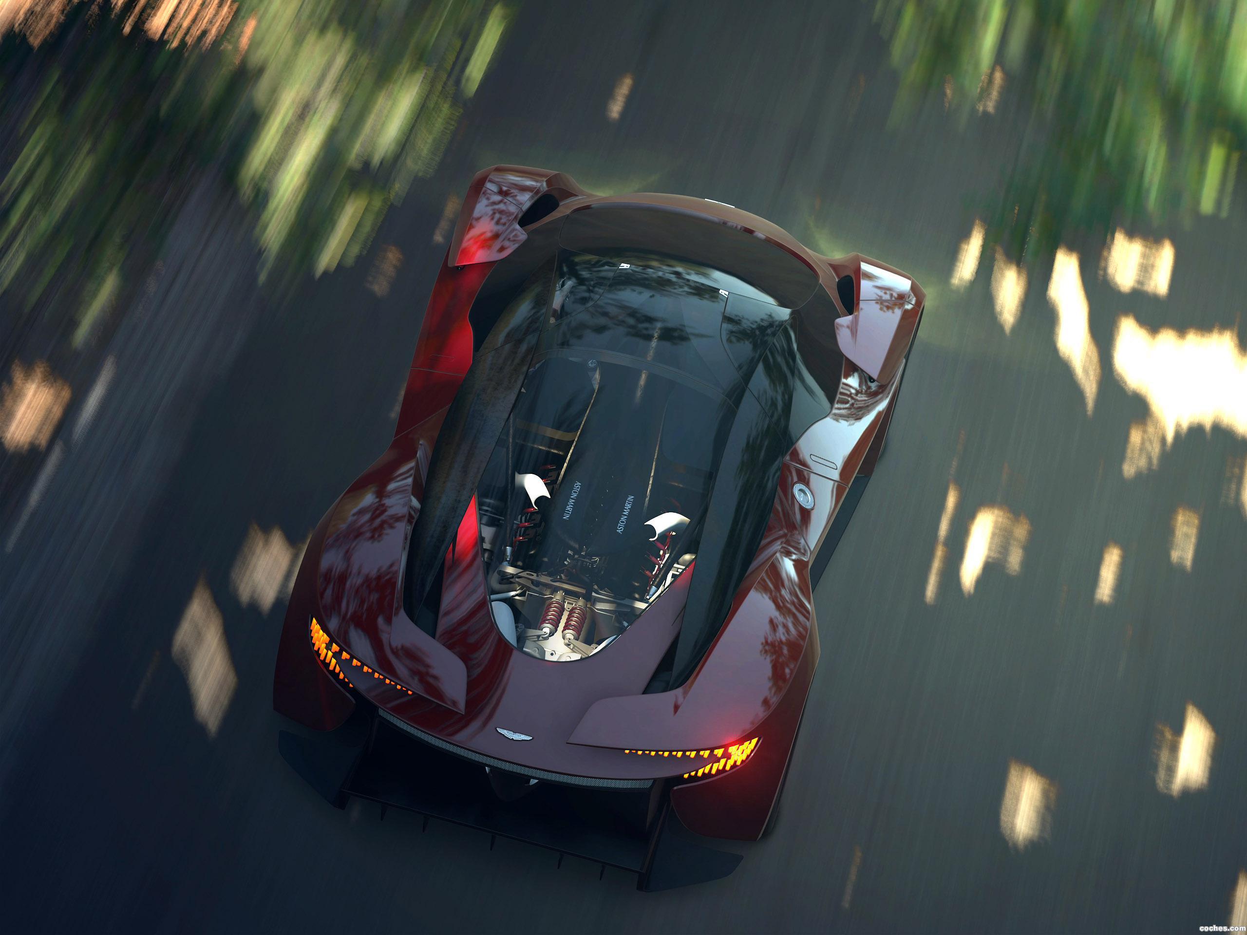 Foto 13 de Aston Martin DP-100 Vision Gran Turismo Concept 2014