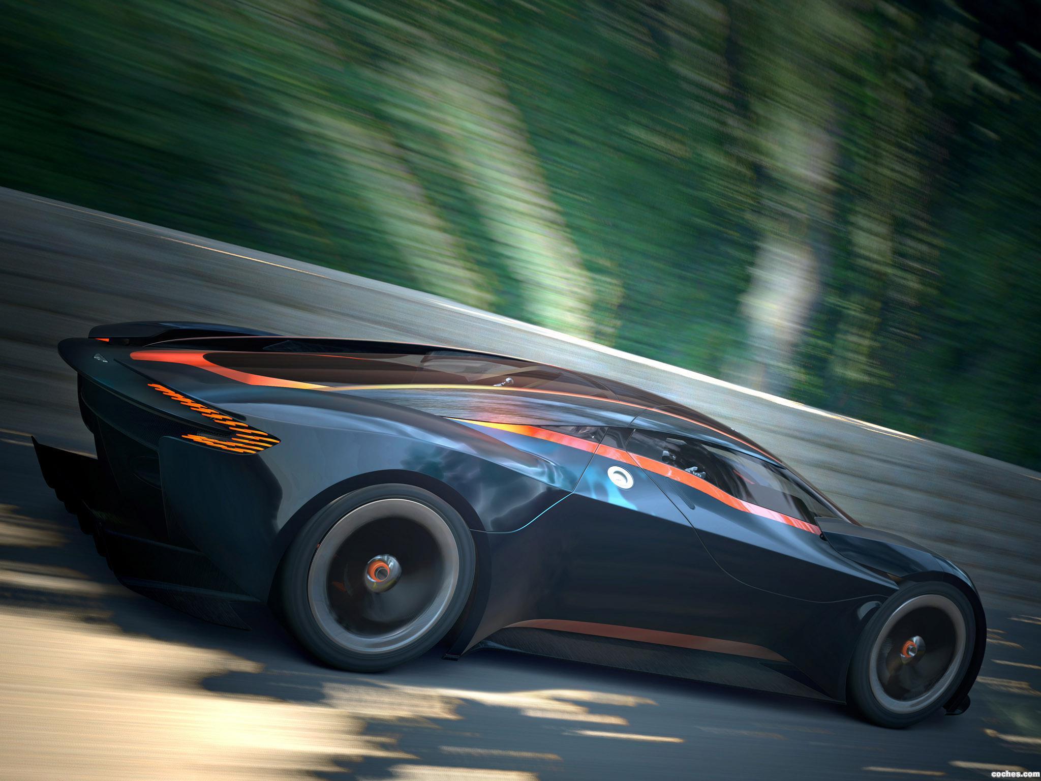 Foto 10 de Aston Martin DP-100 Vision Gran Turismo Concept 2014
