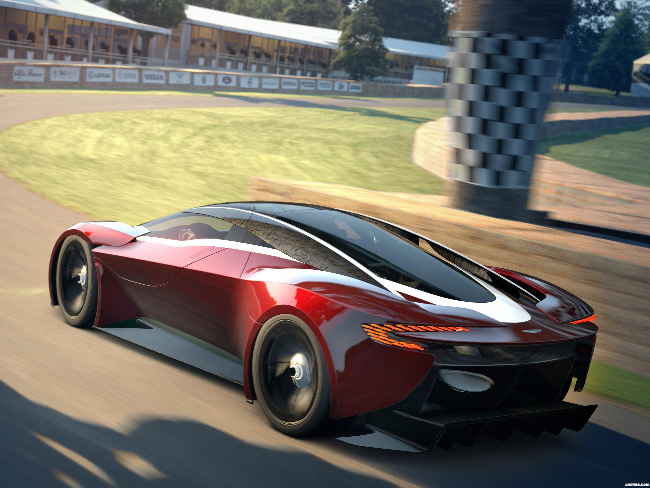 Foto 8 de Aston Martin DP-100 Vision Gran Turismo Concept 2014