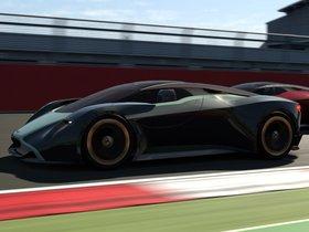 Ver foto 5 de Aston Martin DP-100 Vision Gran Turismo Concept 2014