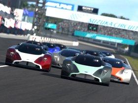 Ver foto 2 de Aston Martin DP-100 Vision Gran Turismo Concept 2014