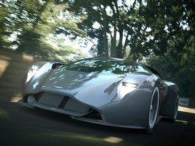 Ver foto 10 de Aston Martin DP-100 Vision Gran Turismo Concept 2014