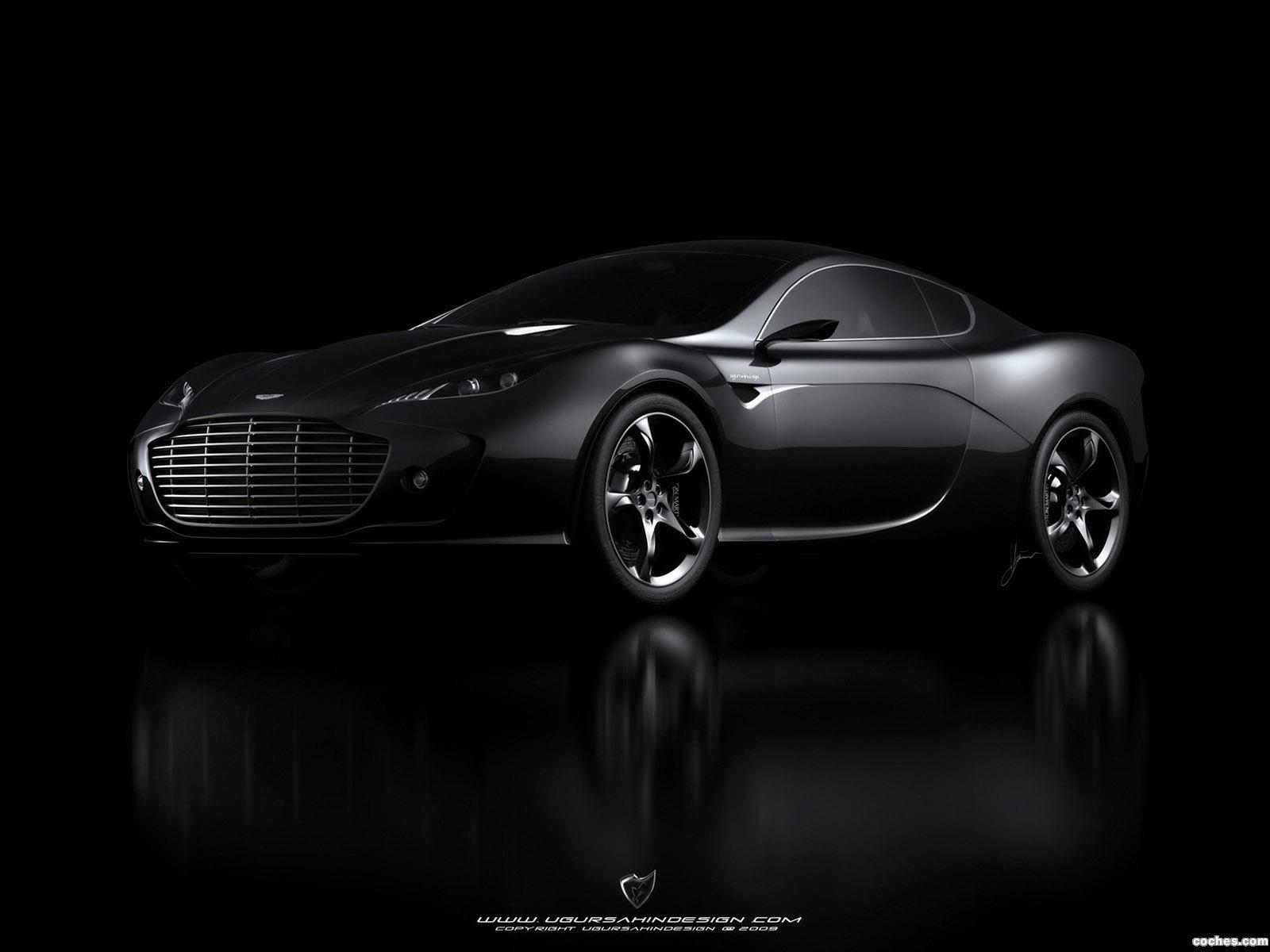 Foto 14 de Aston Martin Gauntlet Concept Design by Ugur Sahin 2010