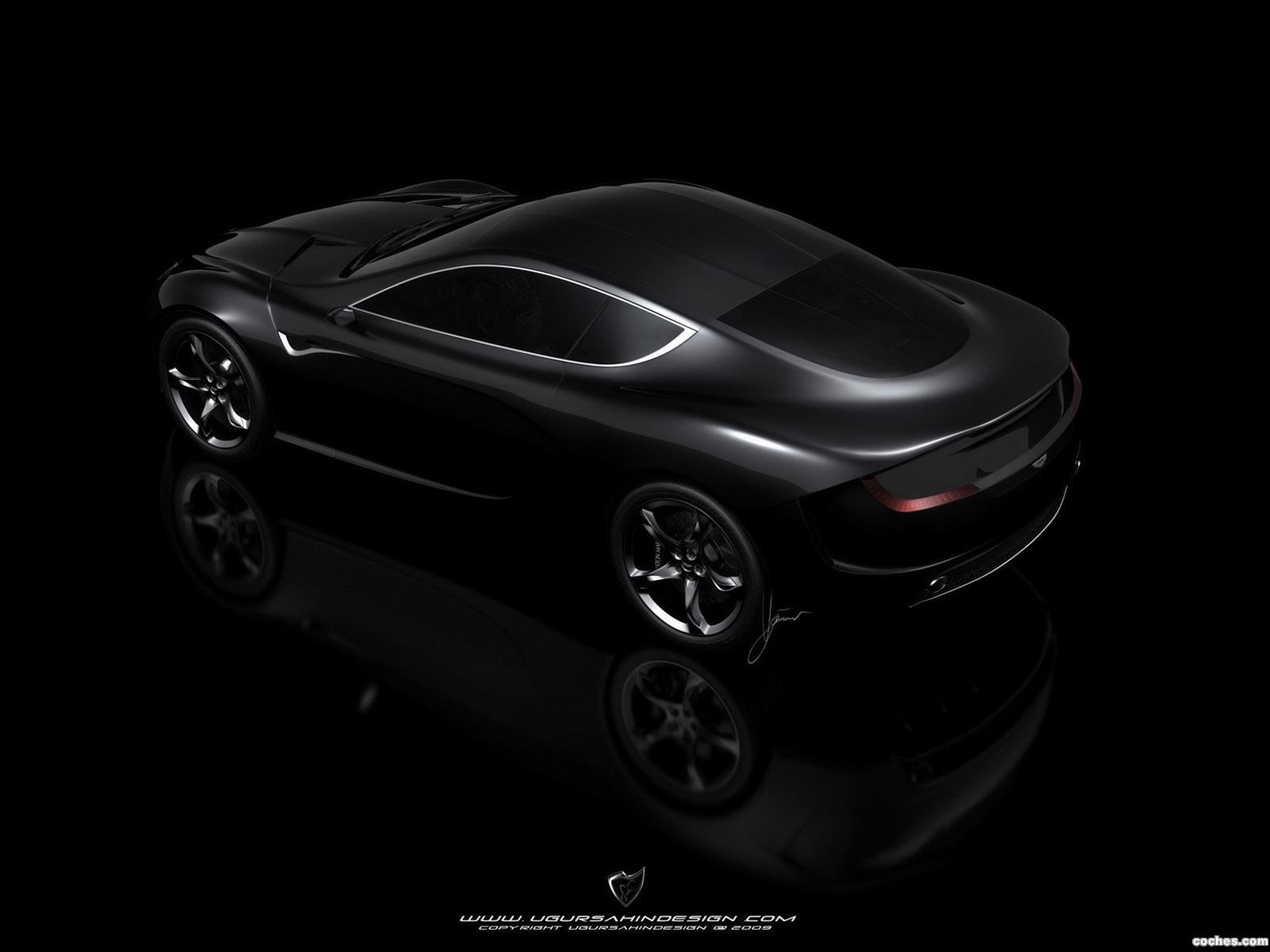Foto 12 de Aston Martin Gauntlet Concept Design by Ugur Sahin 2010