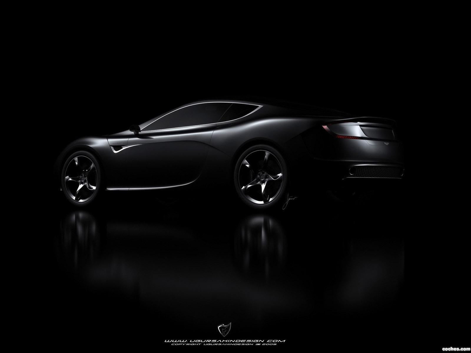 Foto 11 de Aston Martin Gauntlet Concept Design by Ugur Sahin 2010