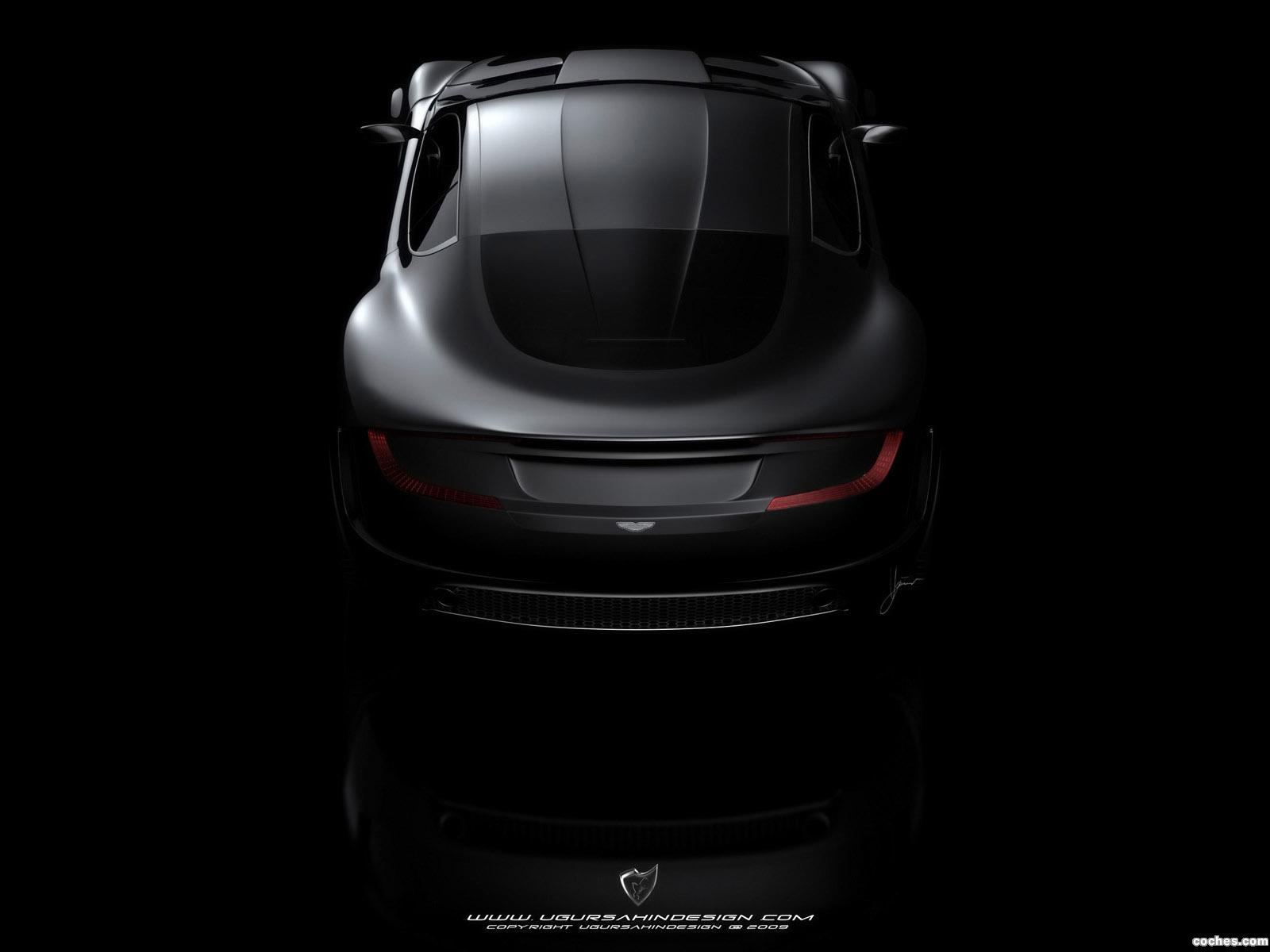 Foto 10 de Aston Martin Gauntlet Concept Design by Ugur Sahin 2010