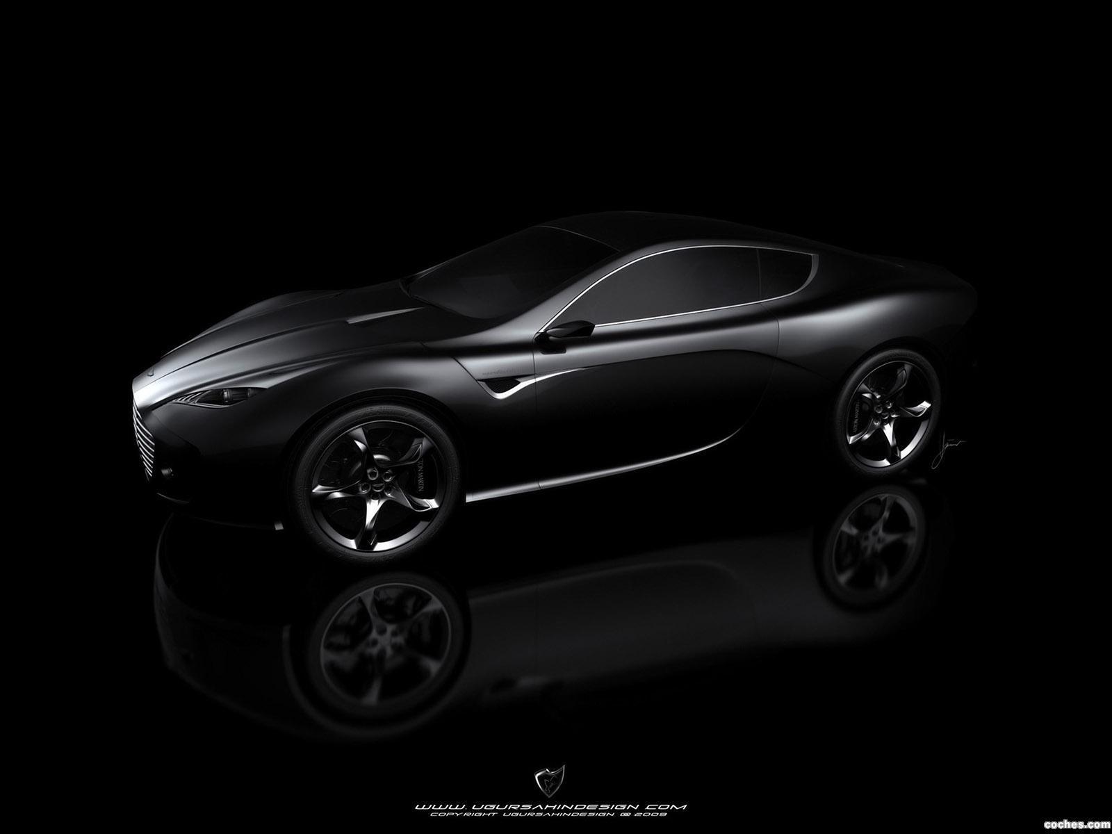 Foto 7 de Aston Martin Gauntlet Concept Design by Ugur Sahin 2010