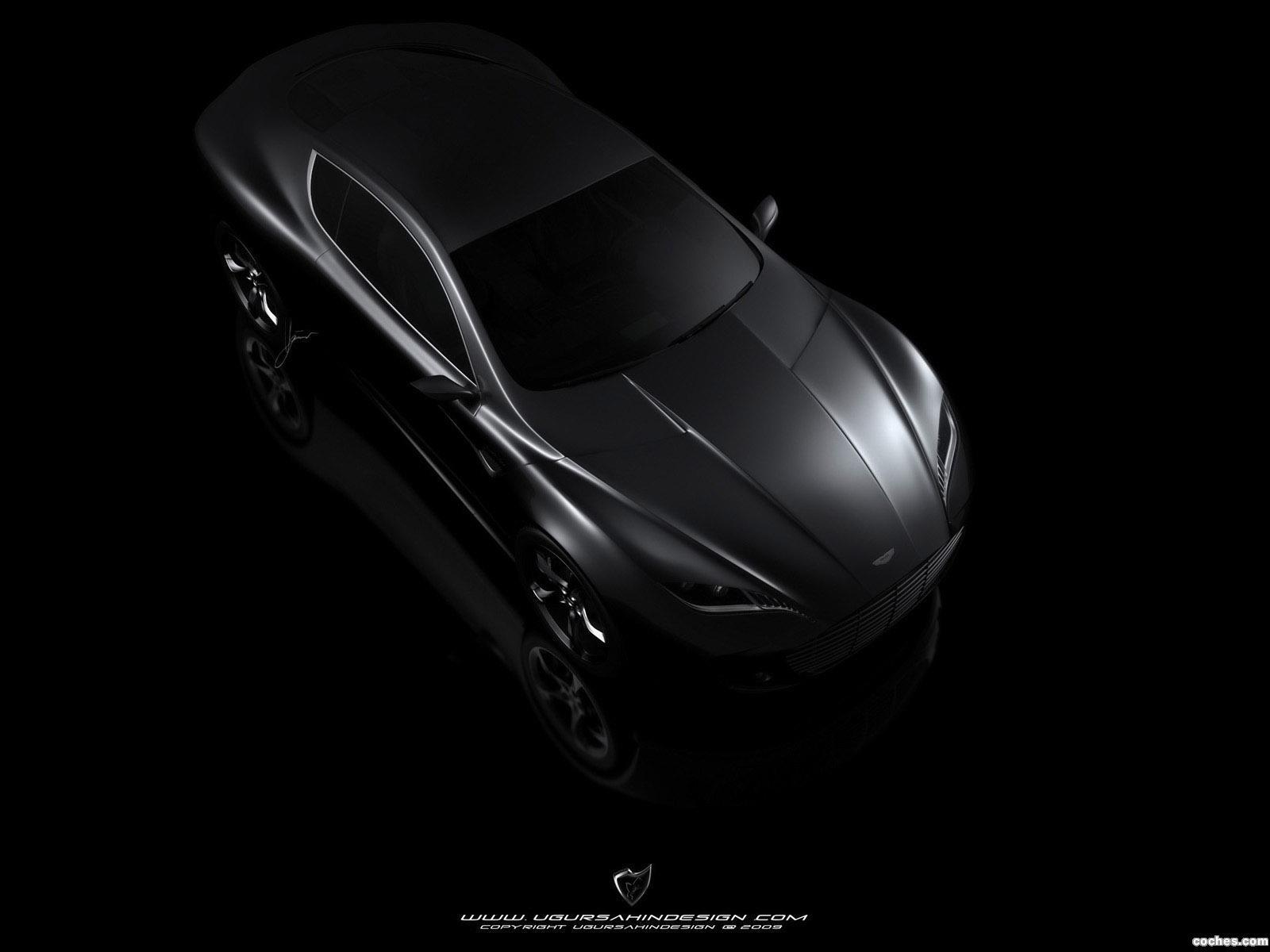 Foto 5 de Aston Martin Gauntlet Concept Design by Ugur Sahin 2010