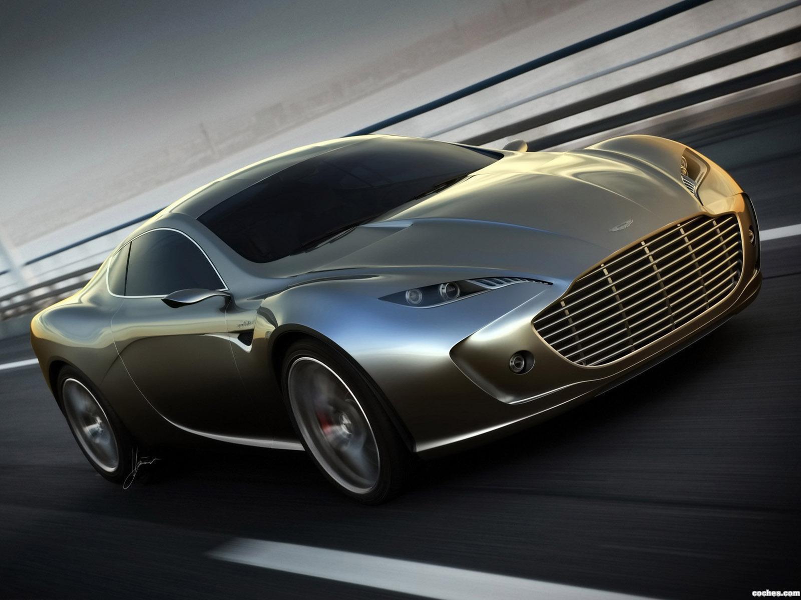 Foto 0 de Aston Martin Gauntlet Concept Design by Ugur Sahin 2010