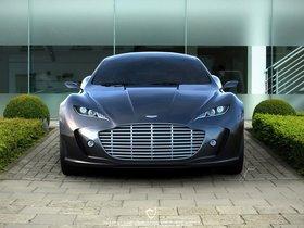 Ver foto 25 de Aston Martin Gauntlet Concept Design by Ugur Sahin 2010