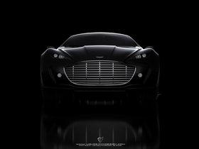 Ver foto 16 de Aston Martin Gauntlet Concept Design by Ugur Sahin 2010