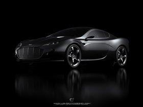 Ver foto 15 de Aston Martin Gauntlet Concept Design by Ugur Sahin 2010