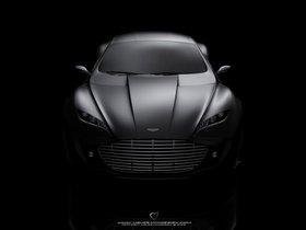 Ver foto 14 de Aston Martin Gauntlet Concept Design by Ugur Sahin 2010