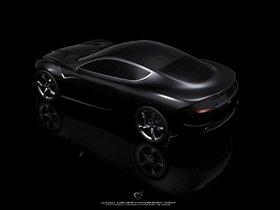 Ver foto 13 de Aston Martin Gauntlet Concept Design by Ugur Sahin 2010