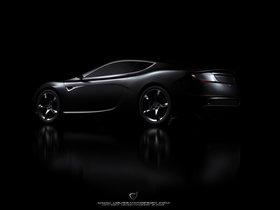 Ver foto 12 de Aston Martin Gauntlet Concept Design by Ugur Sahin 2010