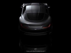 Ver foto 11 de Aston Martin Gauntlet Concept Design by Ugur Sahin 2010